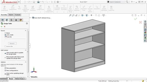 Tutorial Solidworks Design Table | solidworks design table tutorial assembly www napma net