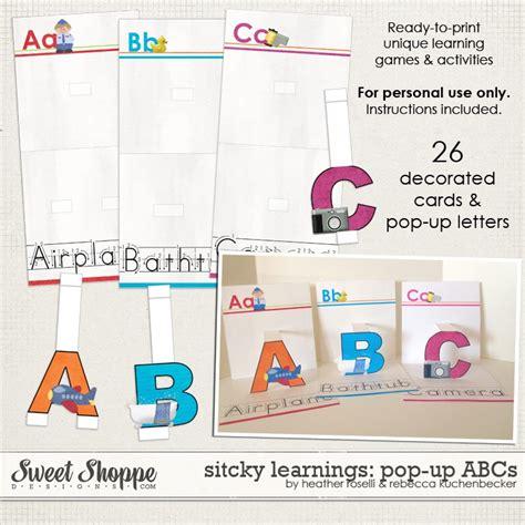 up letter maker 17 best images about 2d pop up alphabet on a