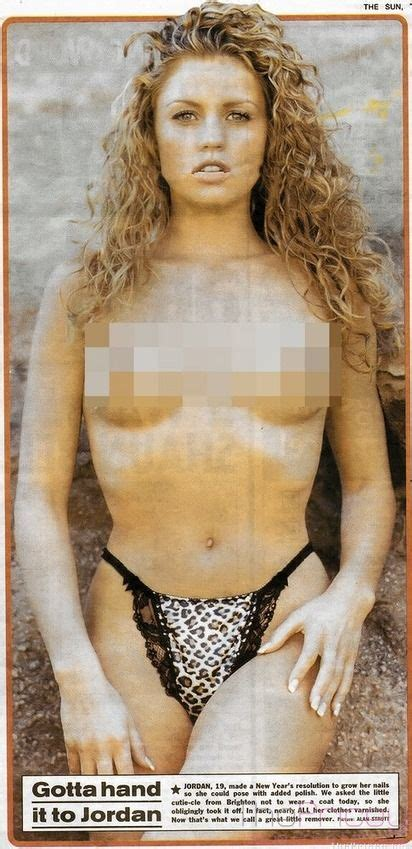 picture gallery katie price jordan page 3 model picture gallery 1 katie price the sun page 3 08 01 1998 katie price