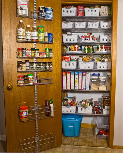 organized pantry five easy steps to reorganize your pantry hgtv