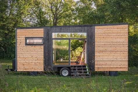 tiny homes pictures alpha tiny house by new frontier hiconsumption