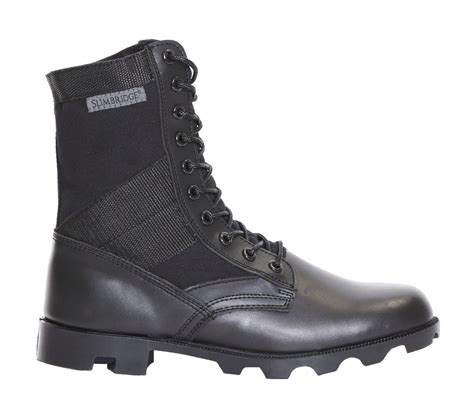 army combat boots mens leather army combat assault security