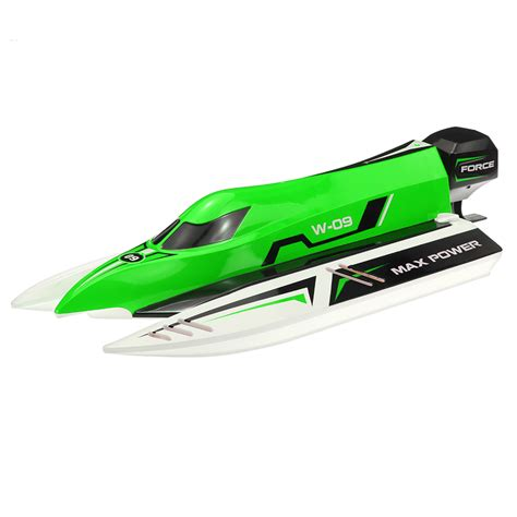 Ready Wl915 2 4g Brushless Boat High Speed Rc Boat green eu wltoys wl915 2 4ghz 2ch brushless high speed rc f1 racing boat rcmoment