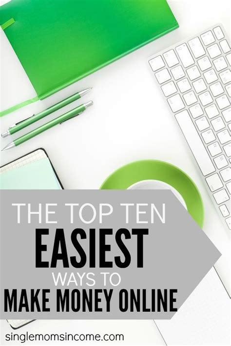 Easy Ways To Make Extra Money Online - 17 best ideas about the top on pinterest wells easy