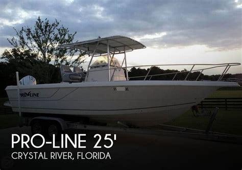 sold pro line 240 sportsman boat in crystal river fl - Proline Boats Crystal River Florida