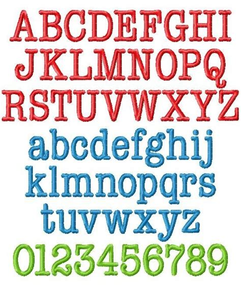 font design basics 1000 images about embroidery fonts basic on pinterest