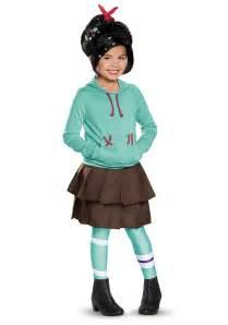 Vanellope Von Schweetz Costume Child Deluxe Vanellope Von Schweetz Costume
