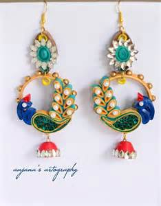 quillspiration 26 pairs of awesome paper quilled jhumka