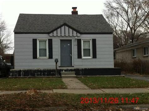 5724 brace st detroit mi 48228 foreclosed home information