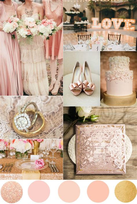 wedding theme colors wedding color palette