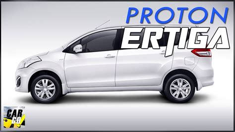 interior ertiga 2017 proton ertiga 2017 interior and exterior walk tour youtube