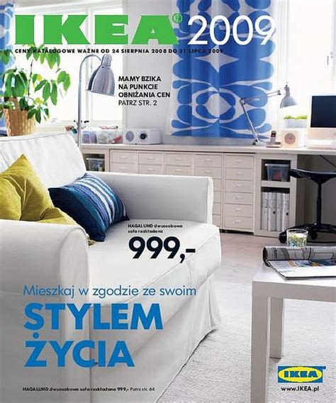 ikea catalog 2009 nowy katalog ikea 2009 emebel pl meble
