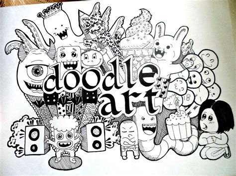 how to use doodle on doodle