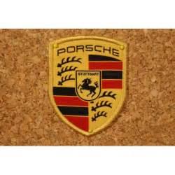 Porsche Patch Patch Porsche Retro Wheels
