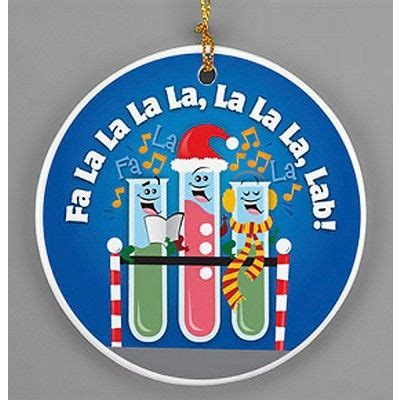 med lab christmas door rn flying bug pewter ornament laboratory scientist porcelain and cap