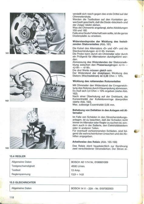 Motorrad Batterie Wird Nicht Geladen by Bild 3 Guzzi V35 V65 Motor Batteriekontrollleuchte An