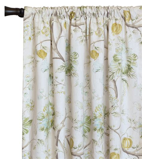 eastern accents drapes luxury bedding by eastern accents magnolia mint curtain