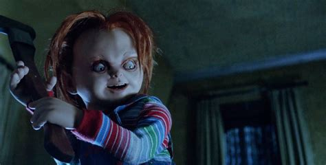 chucky film age rating the cinema file 254 quot curse of chucky quot review