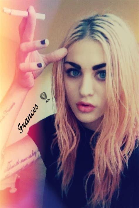Frances Bean by Frances Bean Frances Bean Cobain Fan 32312062 Fanpop