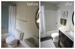 Before And After Small Bathrooms Small Bathroom Awesome Small Bathroom Before And After