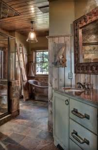 Old Fashioned Vanities 12 Insanely Gorgeous Log House Bathrooms Hick Country