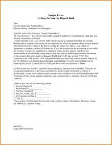 Rent Deposit Refund Letter Request Letter Format Refund Alabama Essay Service Buy