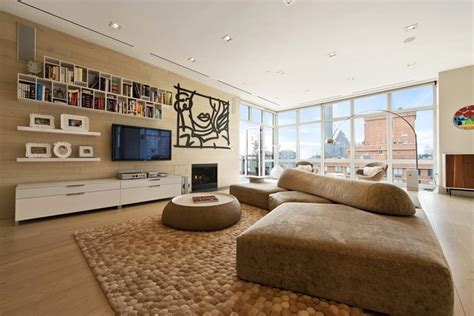 wohnideen new york style wolf of wall penthouse apartment in manhattan new
