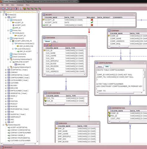 draw database schema diagram create database schema by diagram ll welcome to project