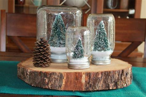 weihnachtsdeko fenster selber machen schneekugel selber machen deko feiern diy