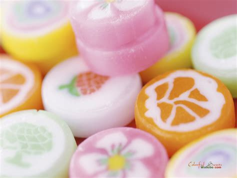 wallpaper colorful sweet colorful sweets and candies romantic sweet candy