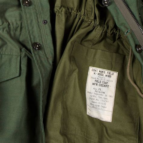 Cockpit® USA M 51 Field Jacket