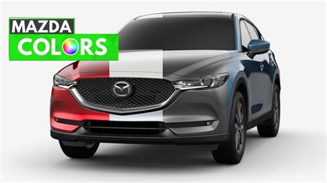 mazda colors 2017 mazda cx 5 colors
