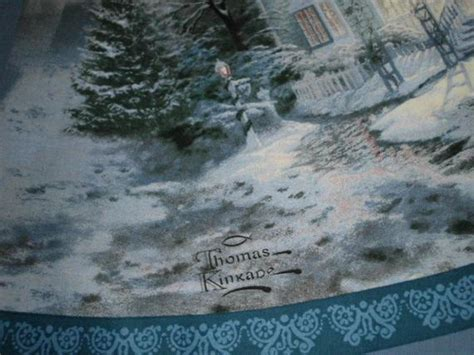 thomas kinkade illuminated tree skirt kinkade tablecloth tree skirt fabric panel last