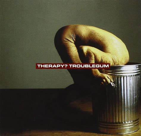 Therapy Covers by Six Of The Best Non Britpop Albums Of The Britpop