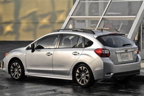 subaru sport hatchback used 2014 subaru impreza for sale pricing features