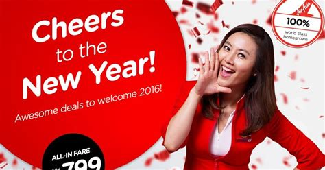 new year airline promo air asia promos 2017 to 2018 new year 2016 promo from air