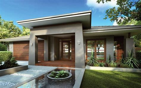 patan new home designs metricon house exterior