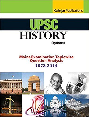 reference books for history upsc book upsc history optional mains examination topicwise