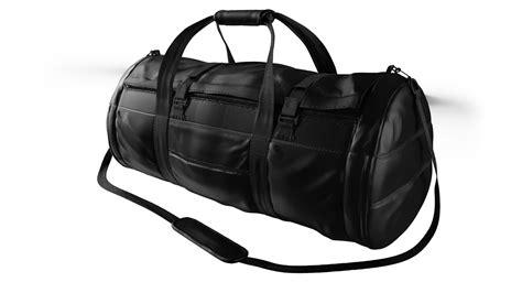 Bag 3d duffel bag 3d model