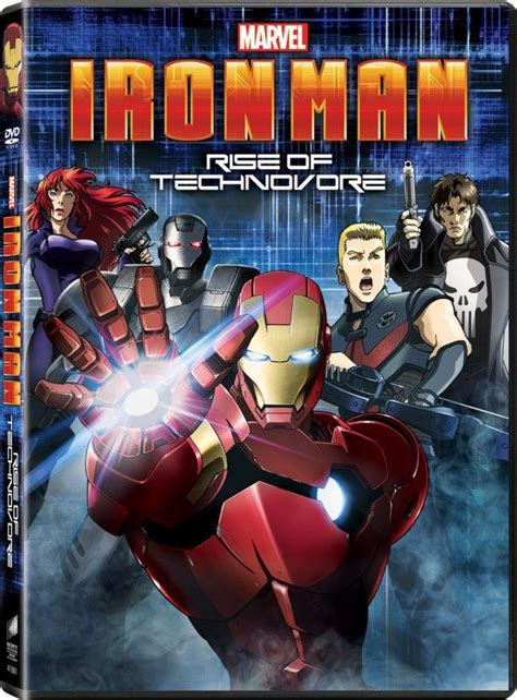 film marvel wiki iron man rise of the technovore marvel movies fandom