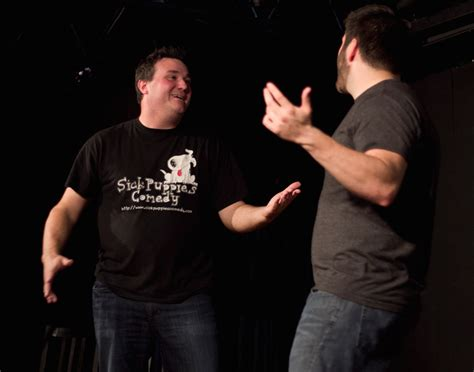sick puppies comedy arts garage offers comedy courses palm live work play