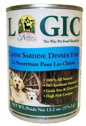 nature s logic food nature s logic canine dinner fare sardine formula