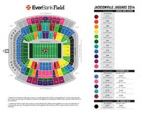 Jaguar Stadium Seating Chart Season Tickets Jaguars