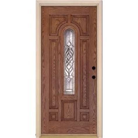front entry doors home depot feather river doors 37 5 in x 81 625 in lakewood brass