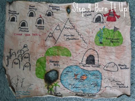 How Much To Add A Bedroom To A House How To Make A Treasure Map For Kids