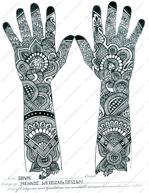 beautiful henna mehndi fashion styles and trends