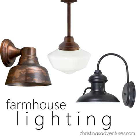 farmhouse lighting farmhouse entry inspiration christinas adventures