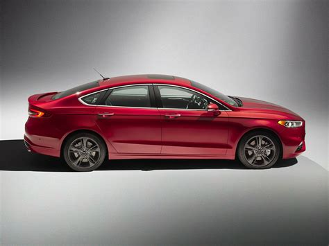 new ford fusion 2018 new 2018 ford fusion price photos reviews safety