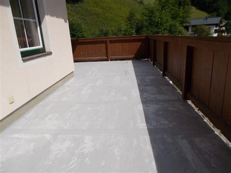terrasse abdichten balkone und terrassen abdichten