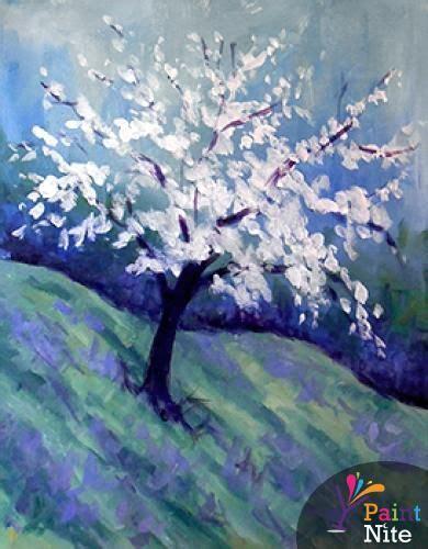 paint nite edmonton 370 beste afbeeldingen bomen blaadjes op